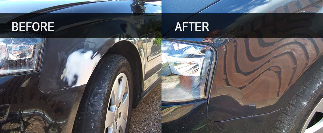 Car Paint And Dent Repair Photos Huntingdon Cambridge